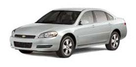 2009 Chevrolet Impala image