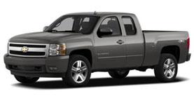 used 2009 Chevrolet Silverado 1500 Work Truck