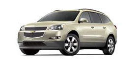2009 Chevrolet Traverse image
