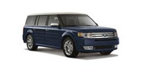 used 2009 Ford Flex SEL