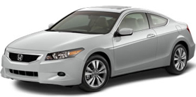 used 2009 Honda Accord Cpe EX-L