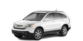 2009 Honda CR-V EX-L 4D Sport Utility