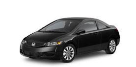 Used 2009 Honda Civic Cpe EX