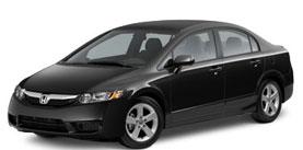 2009 Honda Civic LX-S 4D Sedan