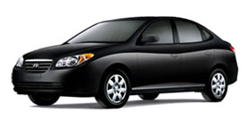 2009 Hyundai Elantra GLS 4D Sedan