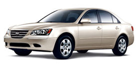 Used 2009 Hyundai Sonata 4dr Sdn I4 Auto GLS