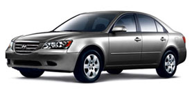 2009 Hyundai Sonata 4dr Sdn I4 GLS