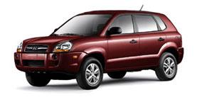 2009 Hyundai Tucson GLS 4D Sport Utility