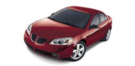 Used 2009 Pontiac G6 w/1SA