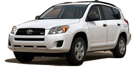 Used 2009 Toyota RAV4 FWD 4dr 4-cyl 4-Spd AT
