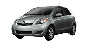 used 2009 Toyota Yaris  Hatchback