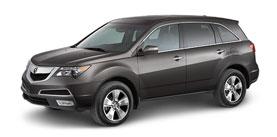 2010 Acura MDX image