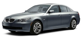 used 2010 BMW 5 Series 535i