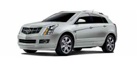 used 2010 Cadillac SRX Performance Collection