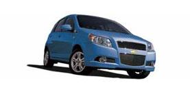 2010 Chevrolet Aveo 1LT 4D Sedan