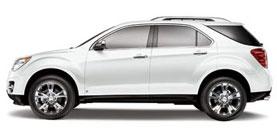2010 Chevrolet Equinox FWD 4dr LT w/2LT