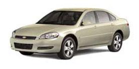 2010 Chevrolet Impala LT 4D Sedan
