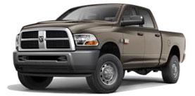 2010 Dodge Ram 3500 4WD Crew Cab