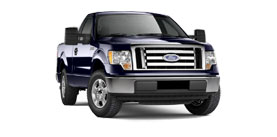 Used 2010 Ford F-150 XLT w/Midbox Prep