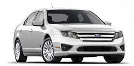 Used 2010 Ford Fusion Hybrid