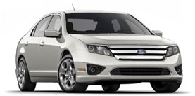 2010 Ford Fusion image
