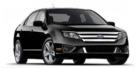 2010 Ford Fusion Sport 4D Sedan