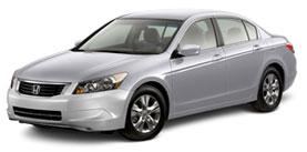 2010 Honda Accord LX-P 4D Sedan