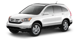 2010 Honda CR-V 4WD 5dr EX-L