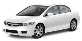 used 2010 Honda Civic Sdn LX