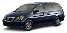 2010 Honda Odyssey EX-L 4D Passenger Van