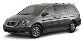 used 2010 Honda Odyssey - Navi and DVD EX-L