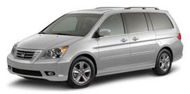2010 Honda Odyssey image