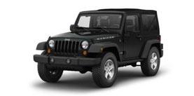 2010 Jeep Wrangler Rubicon 2D Sport Utility