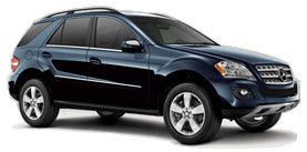 used 2010 Mercedes-Benz M-Class ML 350