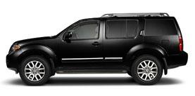 2010 Nissan Pathfinder image