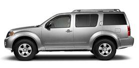 2010 Nissan Pathfinder 2WD 4dr V6
