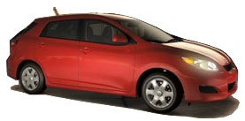 Used 2010 Toyota Matrix LOW PRICES ARE JUST THE START AT WORLD TOYOTA!