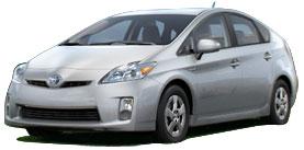 used 2010 Toyota Prius II