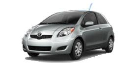 Used 2010 Toyota Yaris  Hatchback
