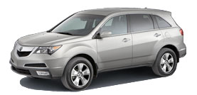 2011 Acura MDX AWD 4dr Tech/Entertainment Pkg