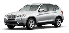 used 2011 BMW X3 Series xDrive28i