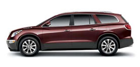 Used 2011 Buick Enclave CXL-1
