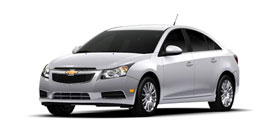 Used 2011 Chevrolet Cruze ECO w/1XF