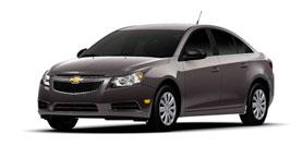 used 2011 Chevrolet Cruze LS