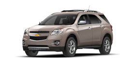 2011 Chevrolet Equinox image