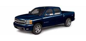 2011 Chevrolet Silverado 1500 2WD Crew Cab 143.5 LT
