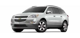 2011 Chevrolet Traverse image
