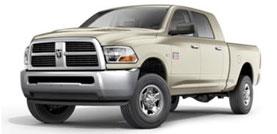 2011 Dodge 2500 4D Crew Cab