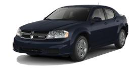2011 Dodge Avenger image
