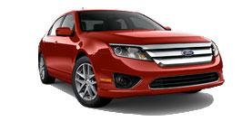 2011 Ford Fusion SEL 4D Sedan
